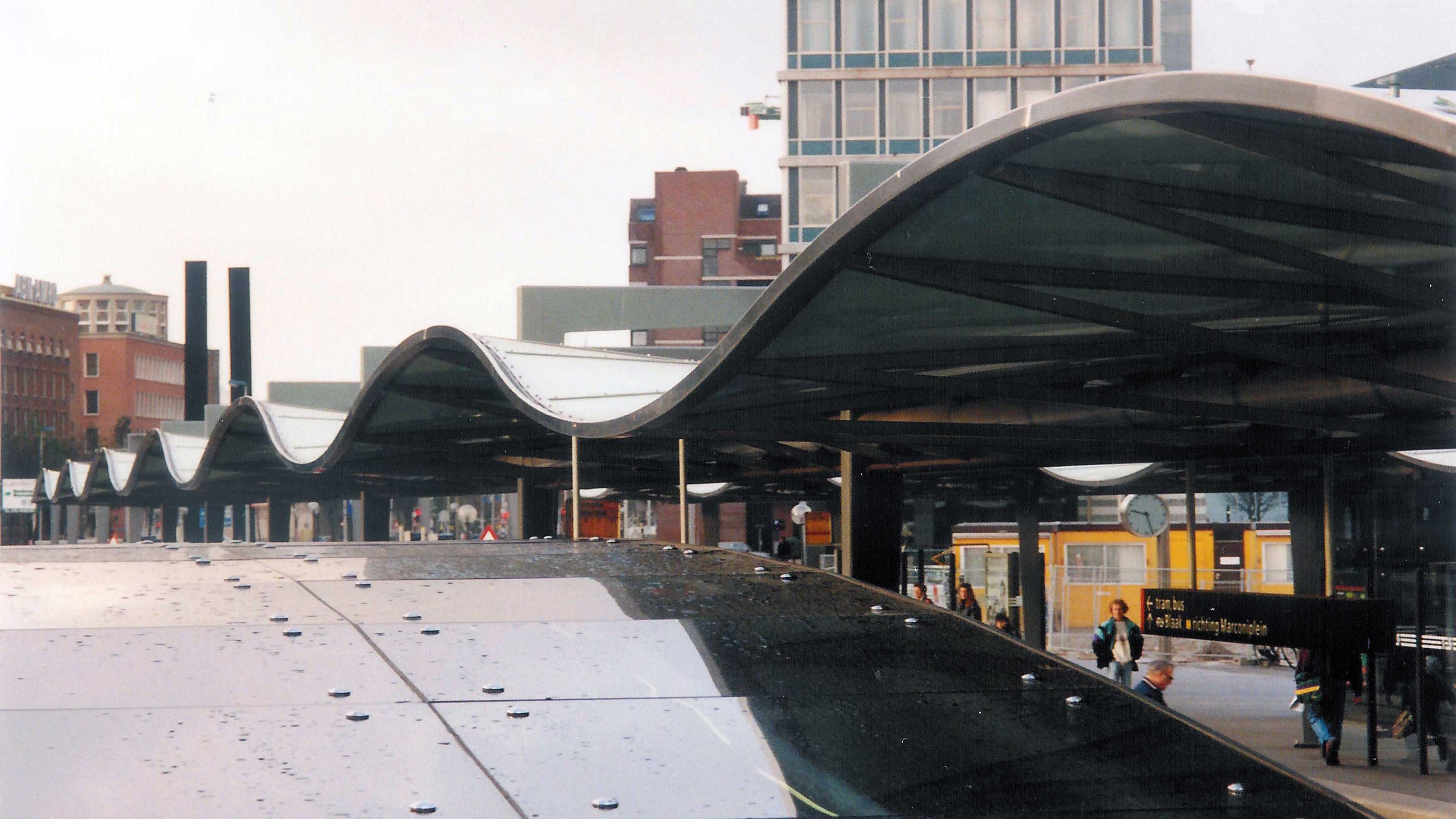 station blaak rotterdam architect marja haring