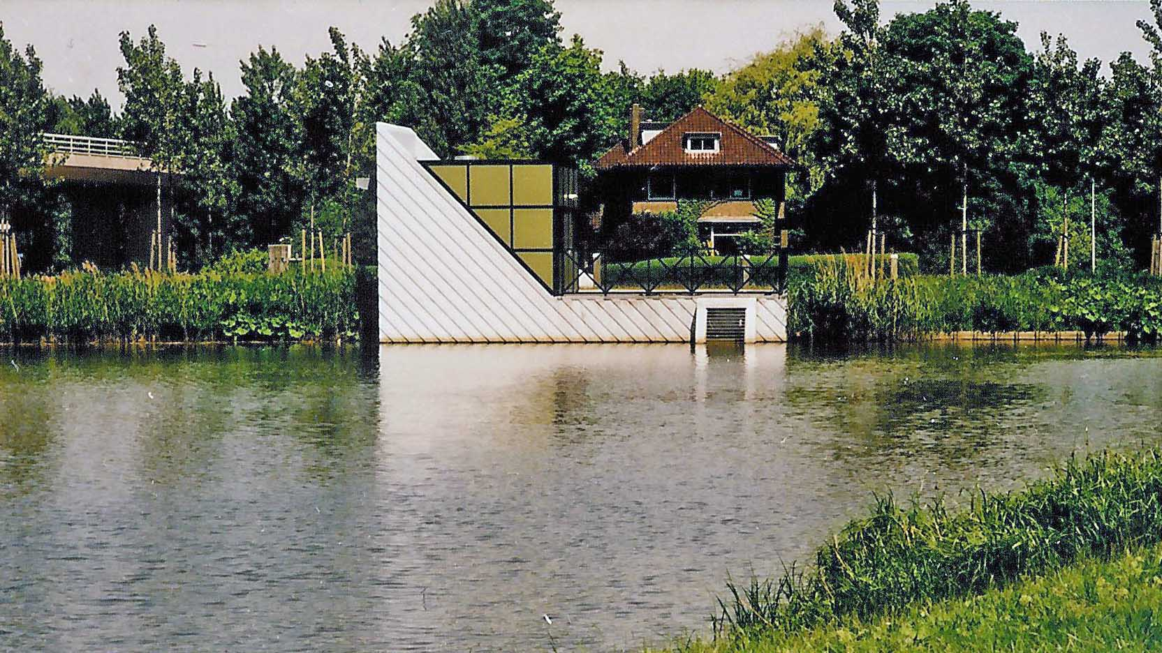 1995 combigemaal matlingeweg spaanse polder ARCHITECT MARJA HARING