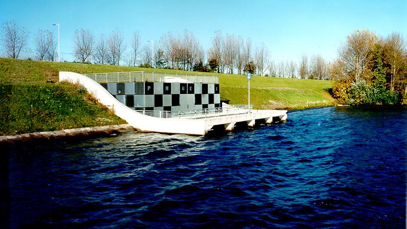 1996 pompgemaal brielsemeer architect marja haring