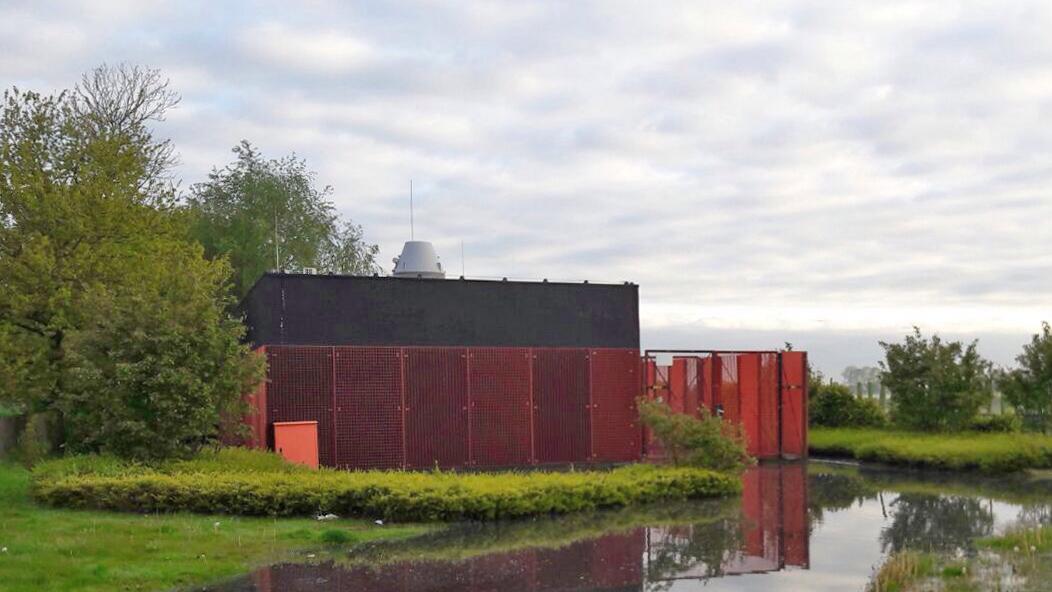 2003 gemaal nesselande zevenhuizen architect marja haring