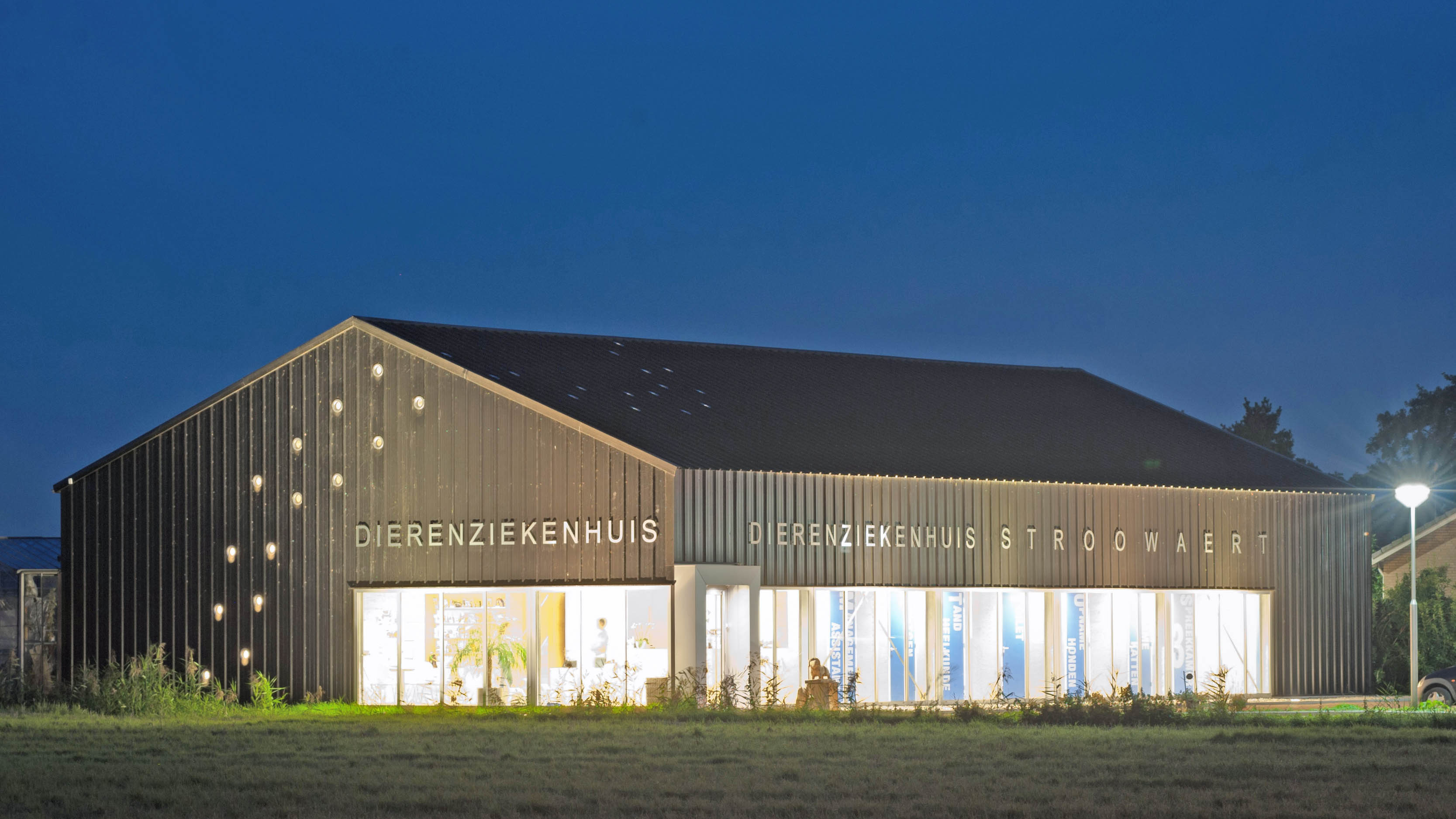 dierenziekenhuis stroowaert oud-beijerland architect marja haring