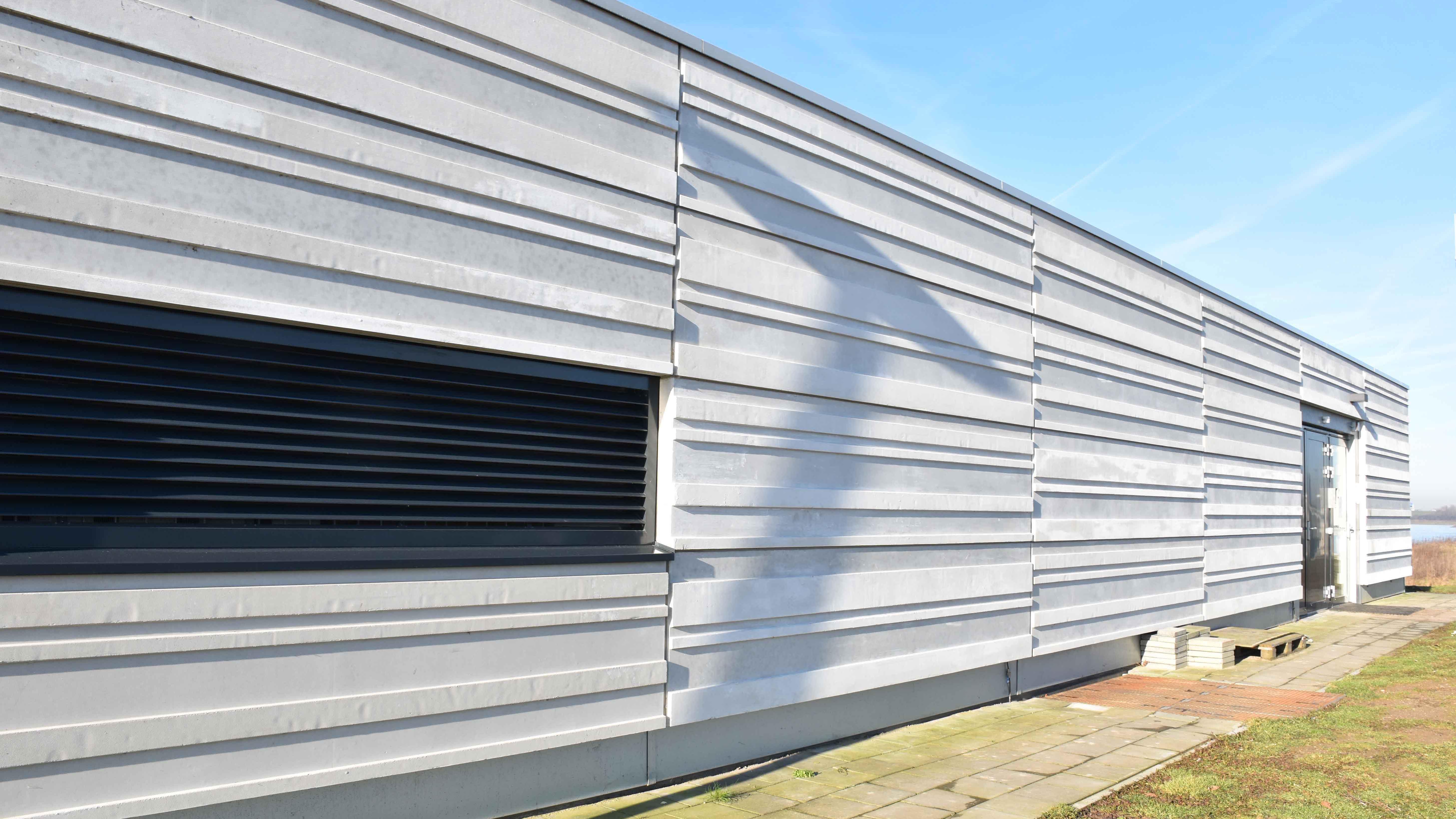 servicegebouw stuwcomplex hagestein architect marja haring
