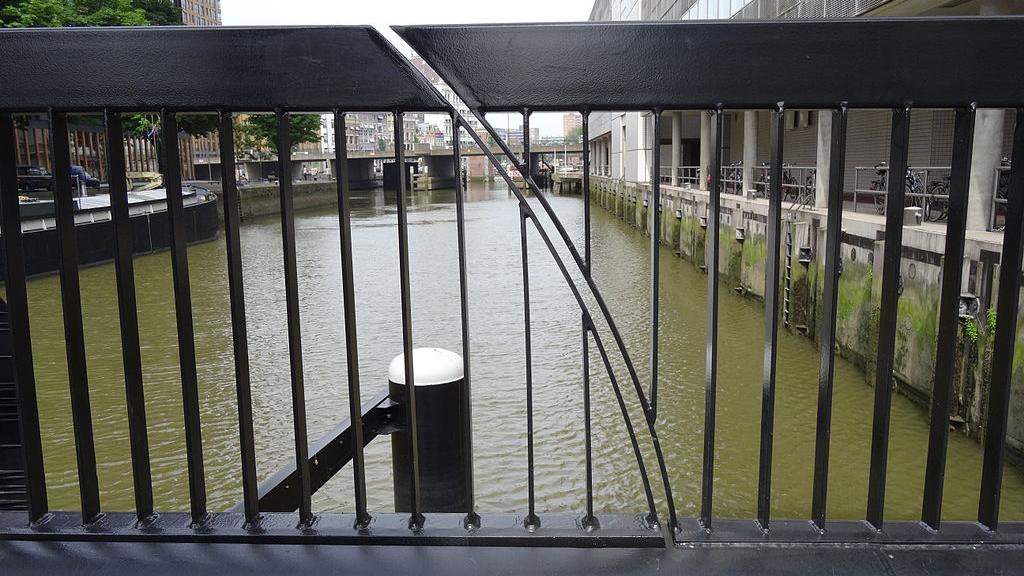 ibisbrug wijnhaven rotterdam architect marja haring