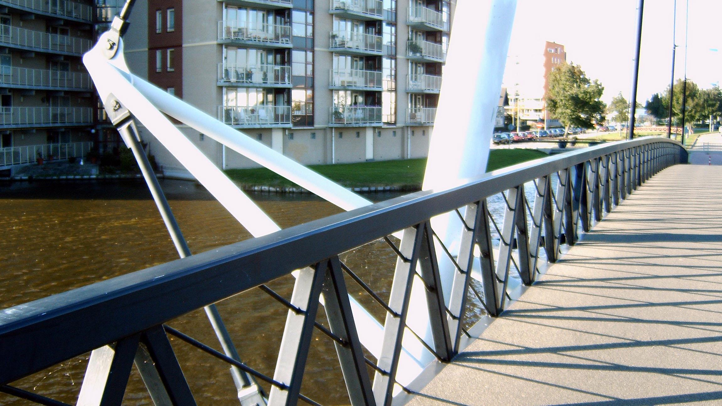 ringvaartplasbrug prinsenland rotterdam architect Marja Haring