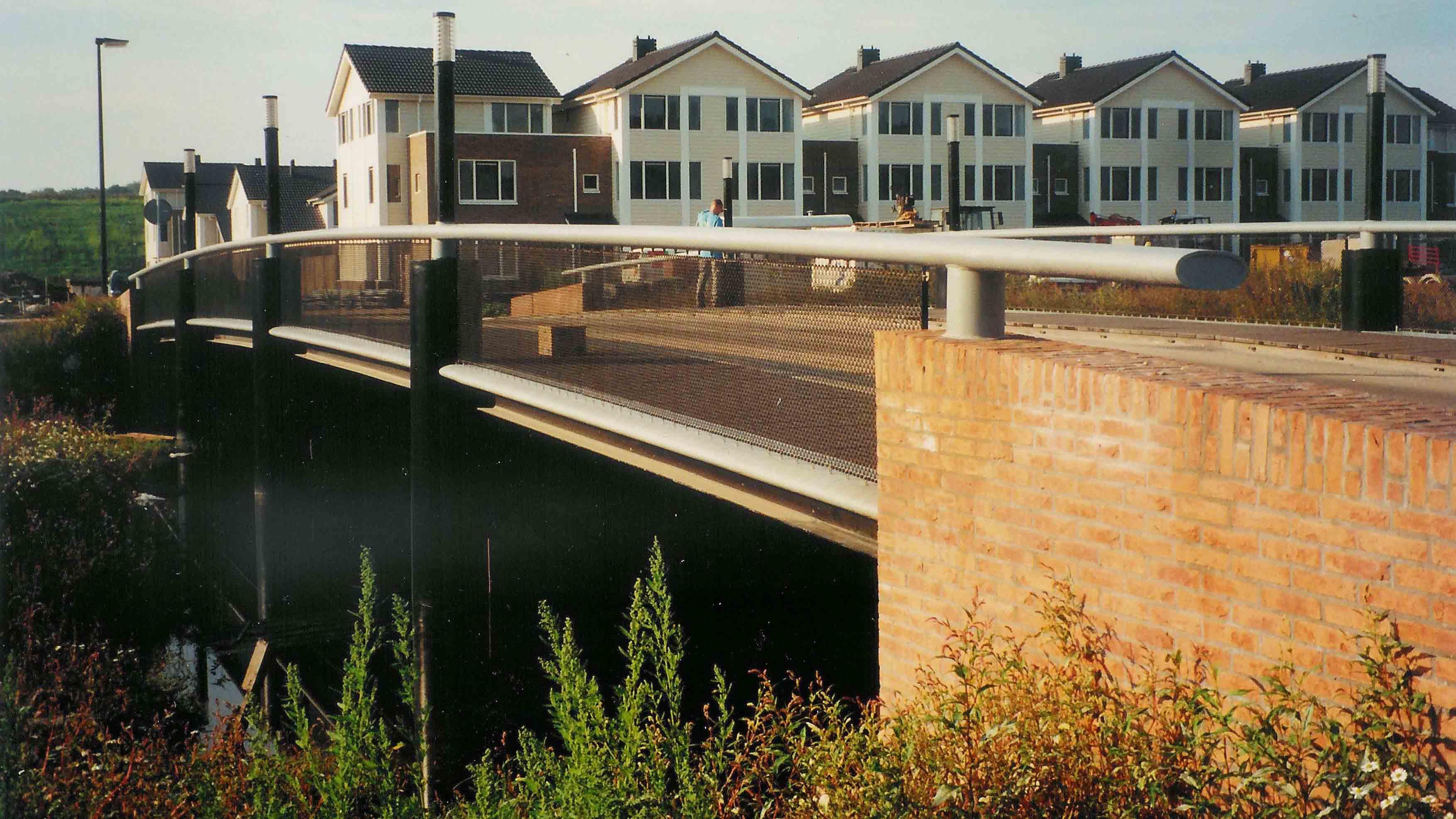 bruggen NieuwTerbregge rotterdam architect marja haring