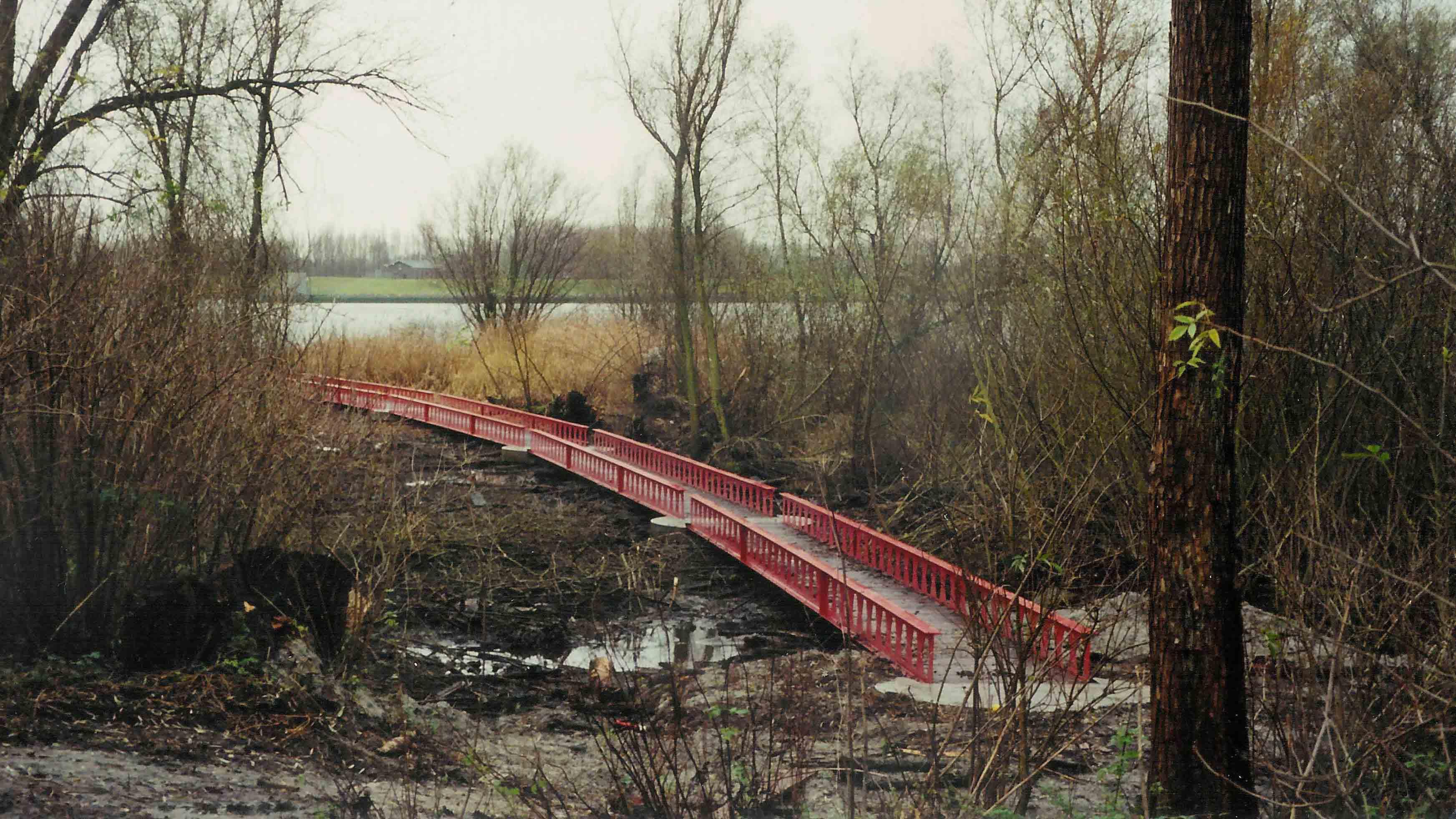 brug Ruigeplaatbos Hoogvliet rotterdam architect marja haring