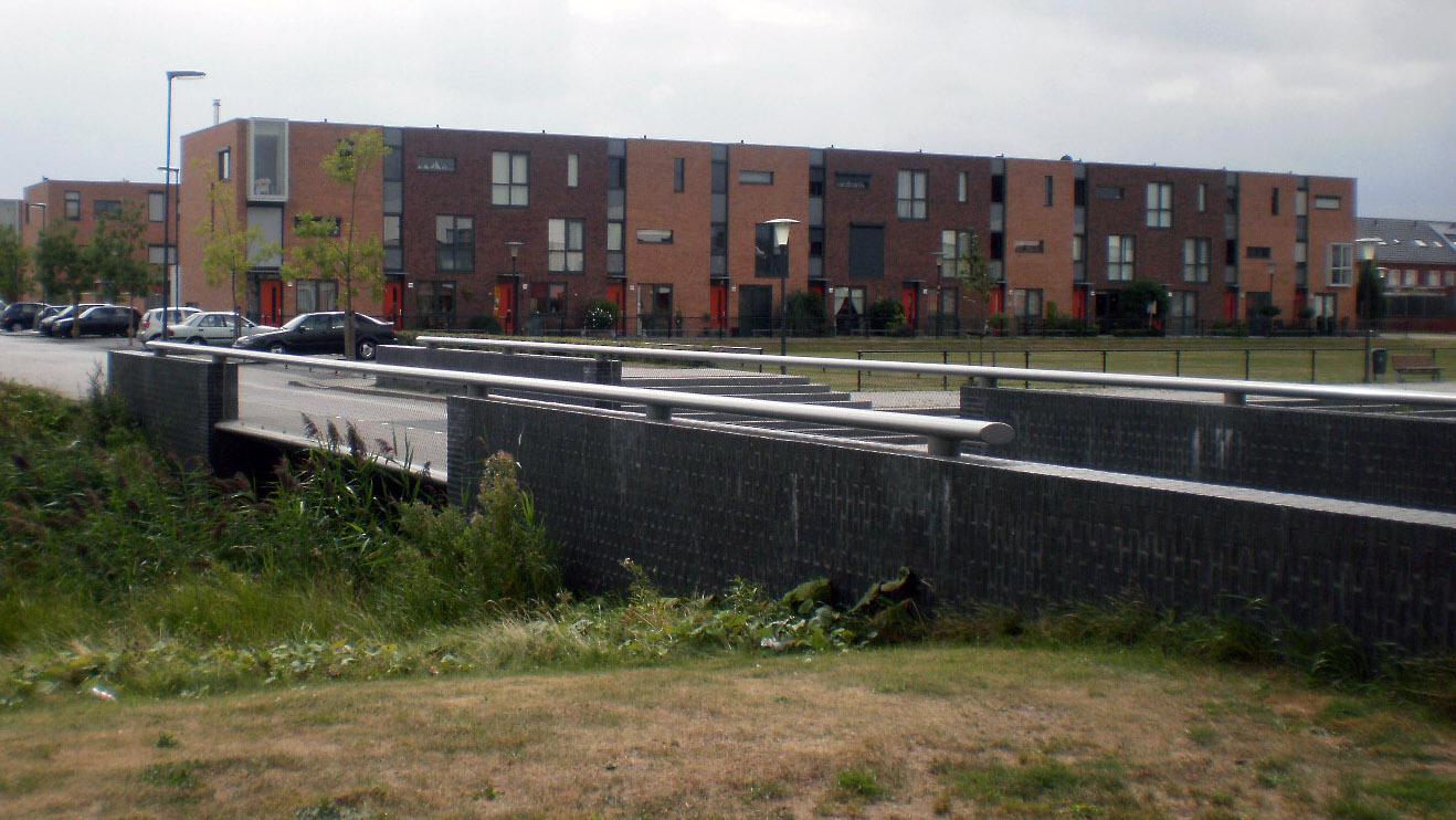 bruggen oosterheem zoetermeer architect marja haring