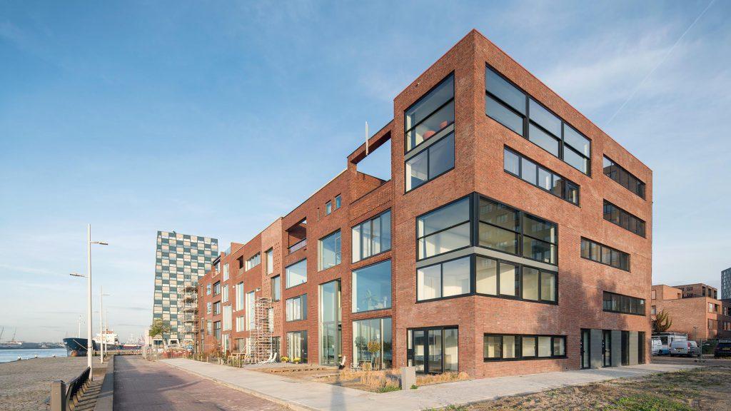 mullerhoofd 99 101 rotterdam architect marja haring