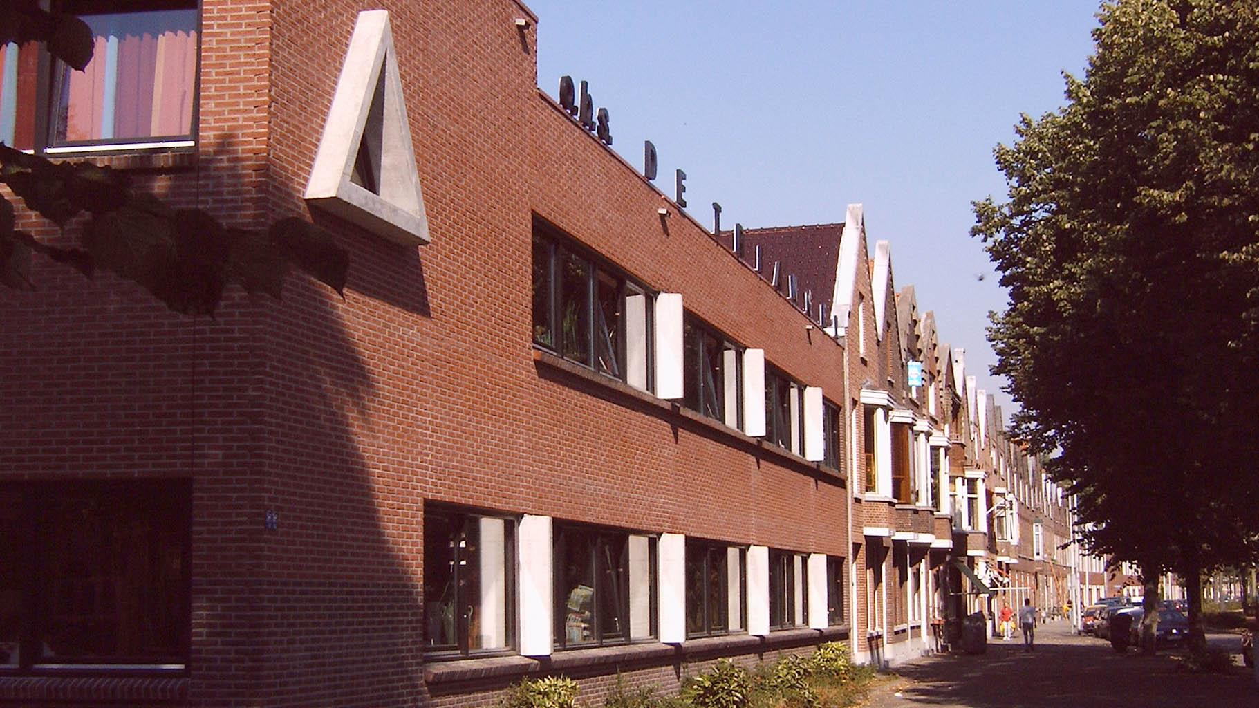 obs triangel rotterdam architect marja haring