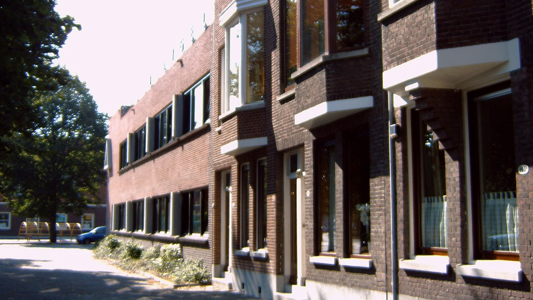 obs triangel rotterdam architect marja haring