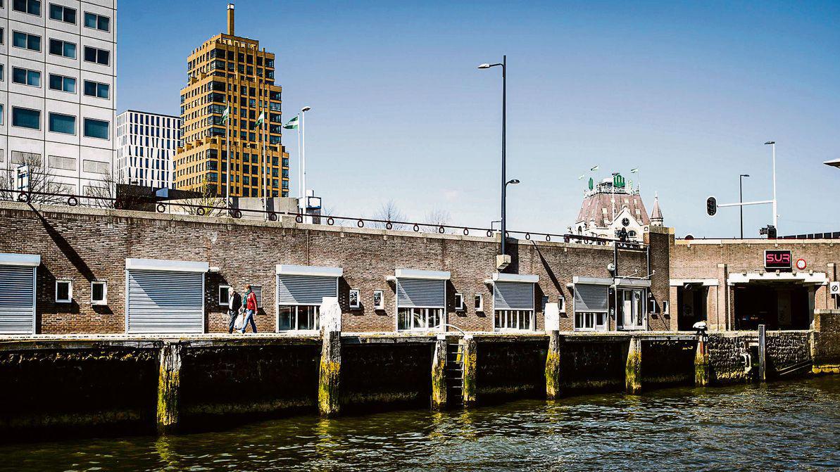 popverzamelgebouw waterfront rotterdam architect marja haring