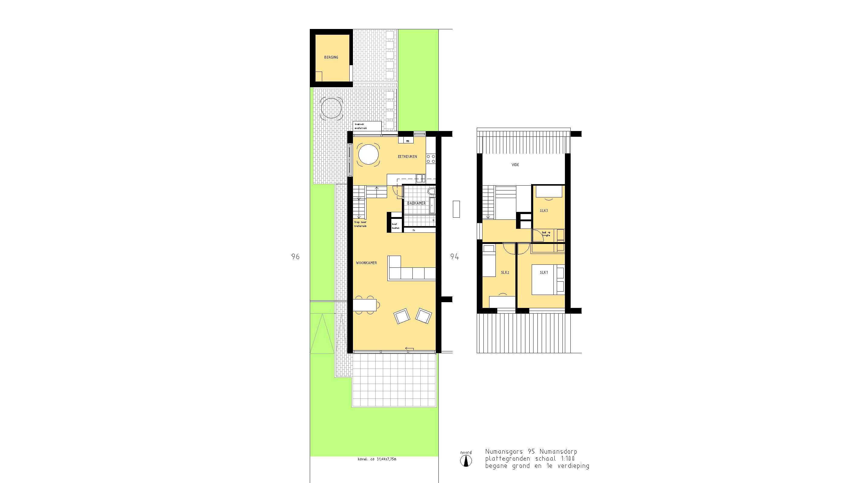 numansgors 95 numansdorp architect marja haring