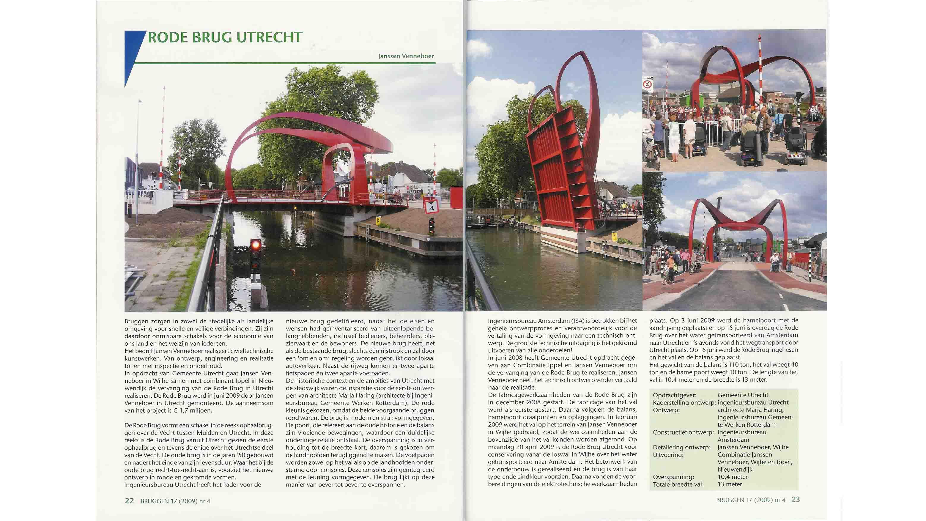 Rode brug bruggen 2009-4