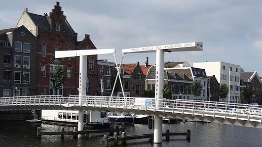 VOC brug Delfshaven Rotterdam architect marja haring