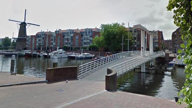 vocbrug delfshaven architect marja haring